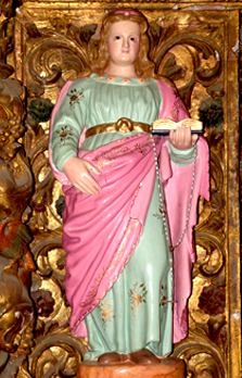 Saint Eulalia Of Mrida | RM.