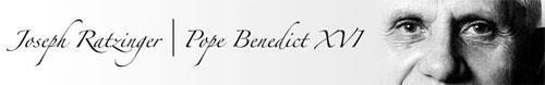 ratzinger benedict